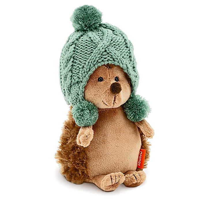 Мягкая игрушка «Ёжик Колюнчик: Зимние забавы», 20 см