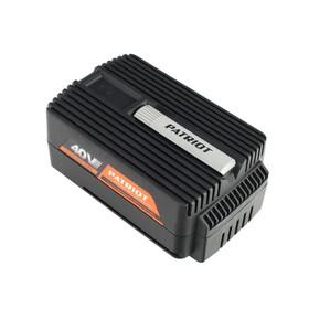 Аккумулятор PATRIOT BL402, 40 В, 2.5 Ач, Li-ion