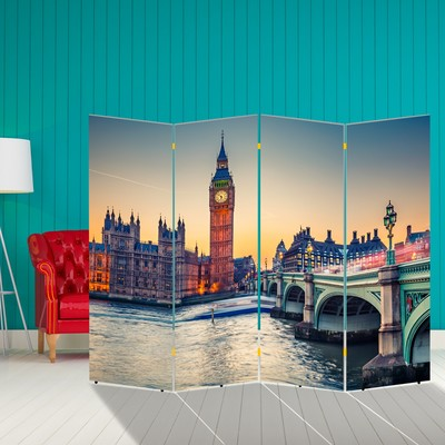 """Ширма """"Мост"""", 200 × 160 см"""