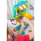 Игровой модуль кухня «Сладкоежка», с продуктами для резки - фото 998620