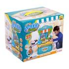 Игровой модуль кухня «Сладкоежка», с продуктами для резки - фото 998622