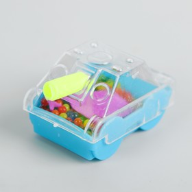 Растущие игрушки 'Танк', морские обитатели ,МИКС Ош