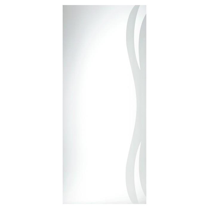 Зеркало «Эссе», настенное, матирование, 53,5×127,5 см