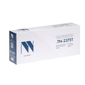 Картридж NV PRINT TN-2375T для Brother HL-L2300DR/DCP-L2500DR/MFC-L2700DWR (2600k), черный