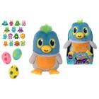 Интерактивная игрушка «Дразнюка-Несушка Несутка» с 3 яйцами, 24 см