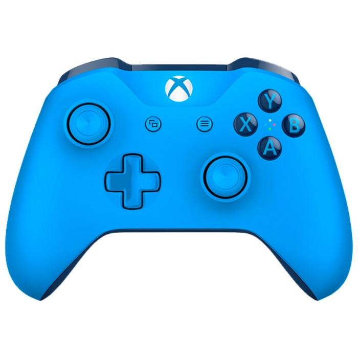 Беспроводной геймпад WLC для Xbox One, синий (WL3-00020)