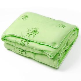 """Одеяло """"Экономь и Я"""" БАМБУК 140*205 см,бамбуковое волокно, чехол п/э"""