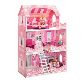 Кукольный домик «Розет Шери» (с мебелью)