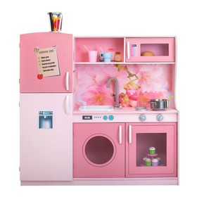 """Toy kitchen """"Fiori Rose"""" without sound and light effects"""