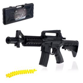 Автомат «Штурмовик», стреляет силиконовыми пулями, МИКС