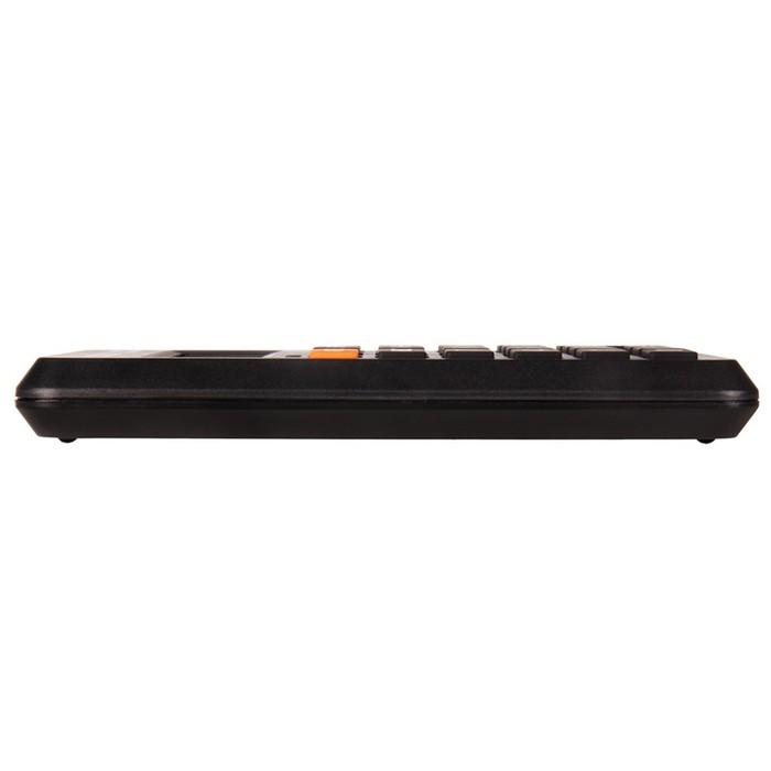 Калькулятор карманный 8-разрядный, 69х115х23 мм, питание от батарейки, чёрный LC310NR - фото 443620425