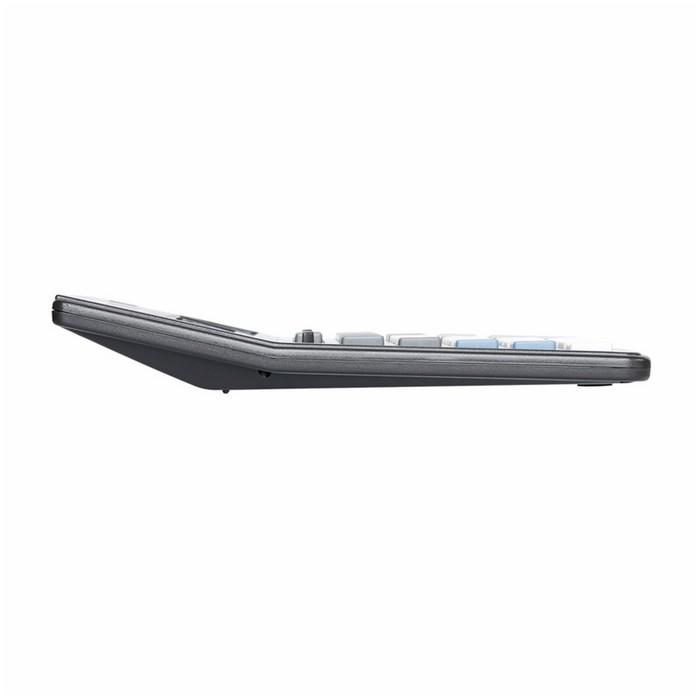 Калькулятор настольный 14-разрядный, 155х205х28 мм, двойное питание CDB1401BK - фото 418337413