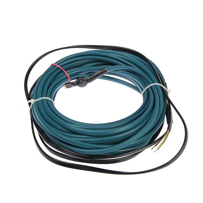 Греющий кабель SpyHeat «Поток» SHFD-13-165-13, комплект, 13 м, 165 Вт