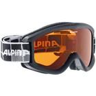 Очки горнолыжные Alpina 2018-19 CARVY 2.0 SH black SLT S2 2-5