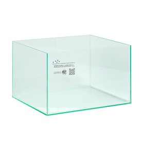 Террариум без крышки 23л, 35 х 30 х 22 см
