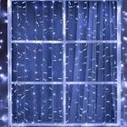 "Гирлянда ""Занавес"" уличная, УМС, 2 х 9 м, 3W LED(IP65)-1800-220V, свечение белое"