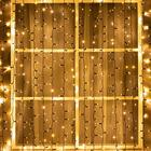 "Гирлянда ""Занавес"" уличная, УМС, 2 х 9 м, 3W LED(IP65)-1800-220V, свечение тёплое белое"