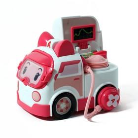 Машинка «Эмбер», с аксессуарами