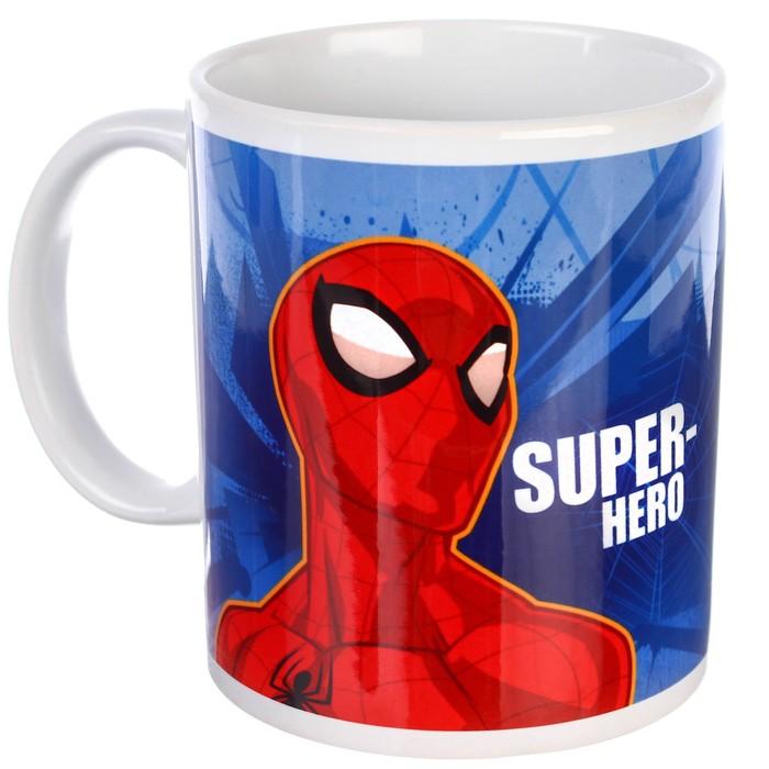 """Кружка """"Человек-паук"""", Человек-паук, 350 мл"""