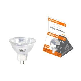 Лампа галогенная TDM MR16, GU5.3, 35 Вт, 12 В Ош