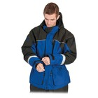 Куртка синяя, WILD 1037-XL