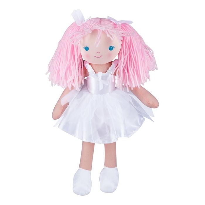 Мягконабивная игрушка «Кукла Белая фея»