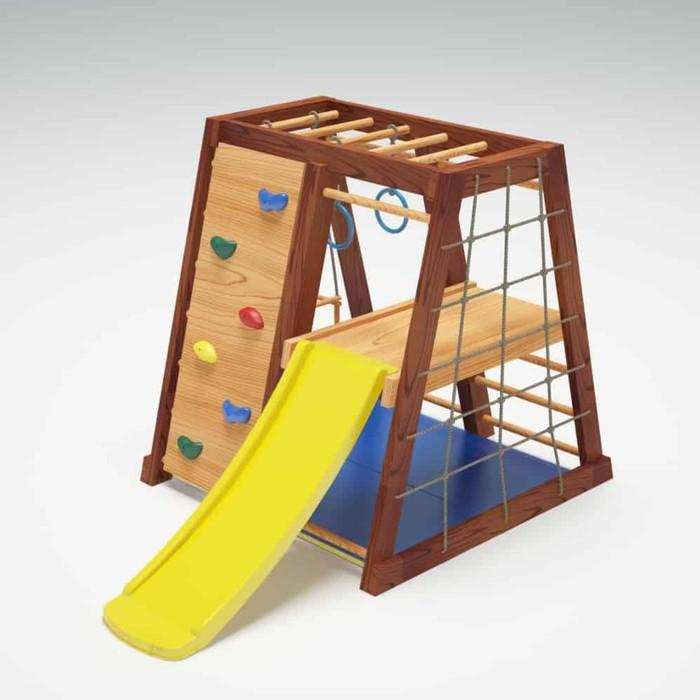 Детский спортивный комплекс для дома Кроха-4