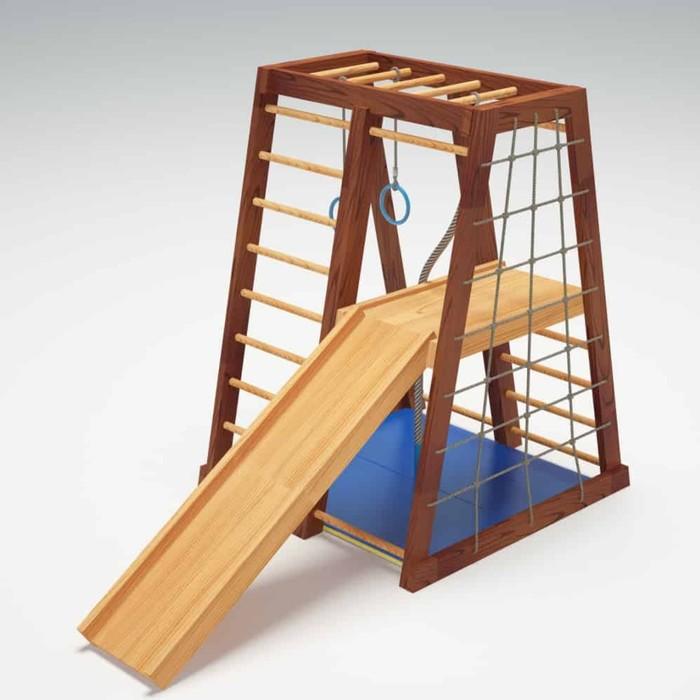 Детский спортивный комплекс для дома Непоседа-3