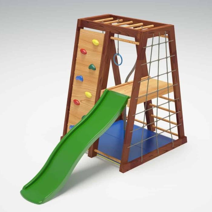 Детский спортивный комплекс для дома Непоседа-4