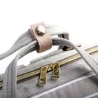 Рюкзак женский, для мамы и малыша, модель «Сумка-рюкзак», цвет жёлтый - фото 969907