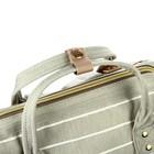 Рюкзак женский, для мамы и малыша, модель «Сумка-рюкзак», цвет жёлтый - фото 969914