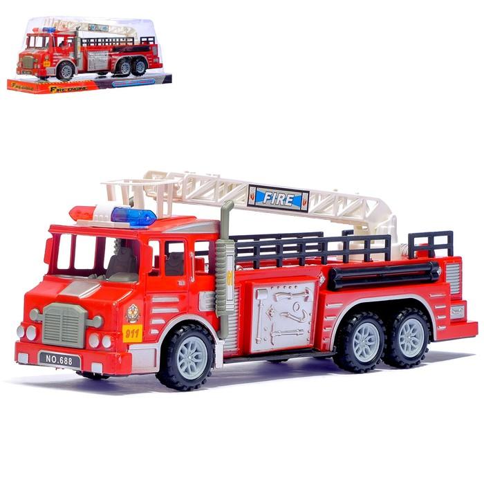 Машина инерционная «Пожарная»