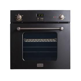 Газовый духовой шкаф Körting OGG 1052 CRN, 5 режимов, каталитич. очистка, 64 л, черный