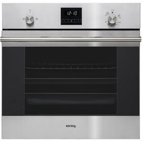 Духовой шкаф Körting OGG 771 CFX, газовый, 4 режима, каталитич. очистка, 60 л, серый