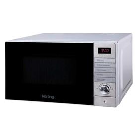 Микроволновая печь Körting KMO 720 X, 1050 Вт, 20 л, гриль, серая