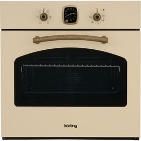 Духовой шкаф Körting OKB 460 RB, электрический, 64 л, класс А, бежевый 403845