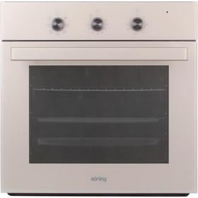 Духовой шкаф Körting OKB 470 CMGB, электрический, 7 режимов, каталитич. очистка, 66 л, беж