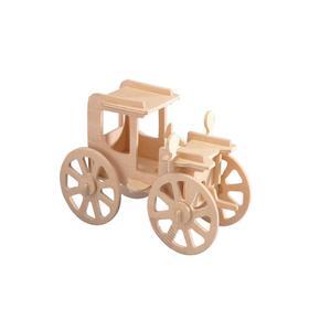 Сборная деревянная модель Автомобиль Роллинг»