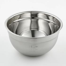 Салатник, 1,2 л, 20×10,2 см, толщина 0,6 мм