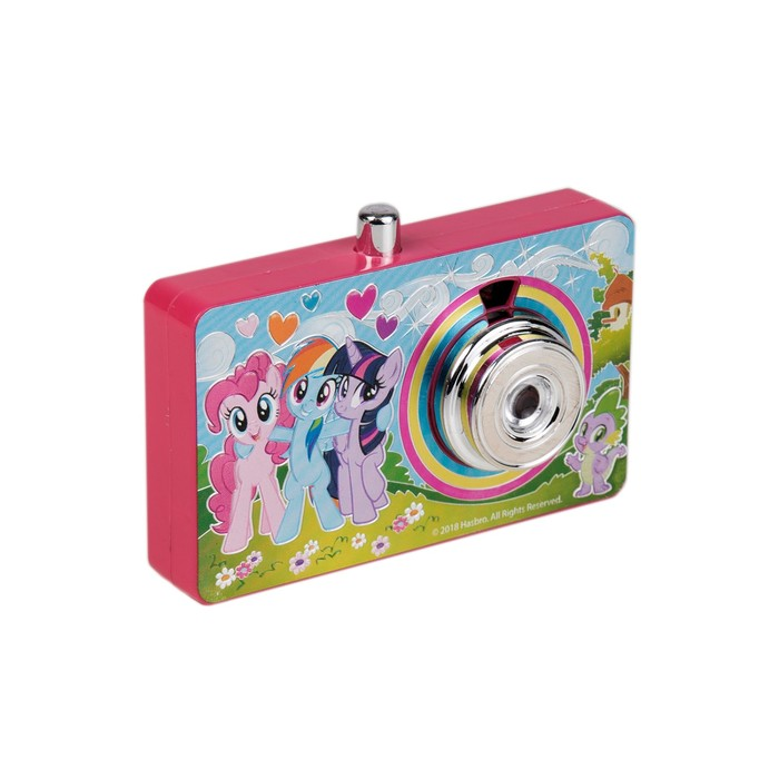 Фотоаппарат-проектор «Мой маленький пони», 8 слайдов