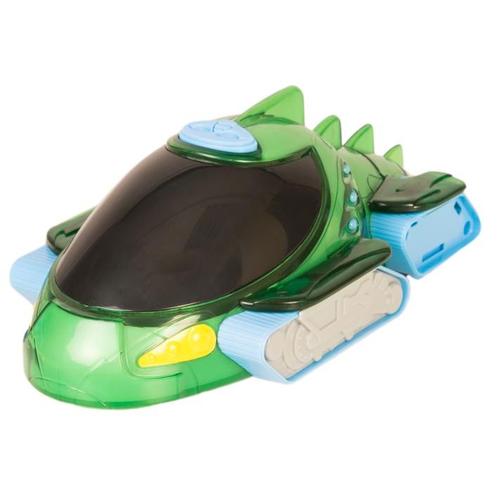 Машинка светящаяся «Геккомобиль» со светозвуковыми эффектами