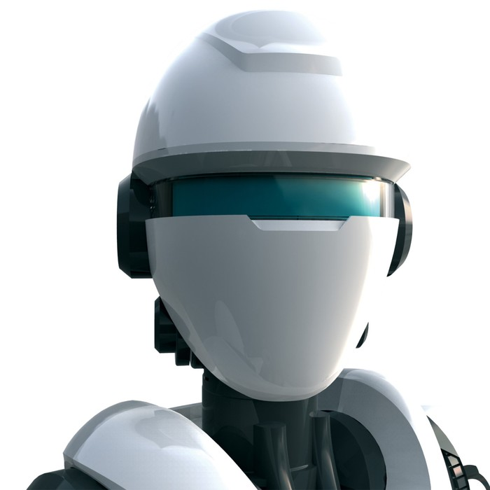 Робот радиоуправляемый O.P. ONE, программируемый, с функцией записи голоса