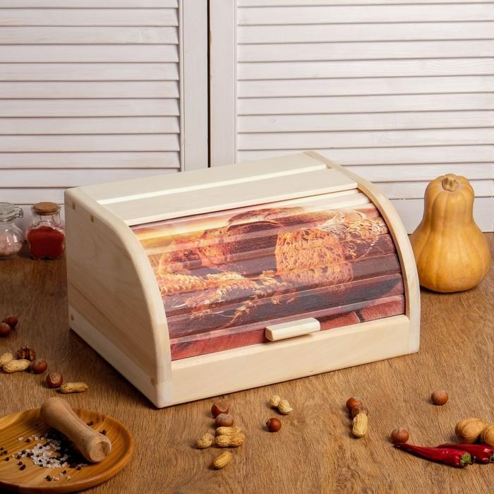 """Хлебница """"Свежий хлеб"""", 39х30х20см, """"Добропаровъ"""""""