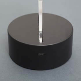 "Подставка световая ""Новогодние фигурки"", USB, AА*3 (не в компл), 10 LED, RGB - фото 1899272"