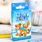 Настольная увлекательная игра «Белки на льду»