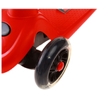 Самокат алюминиевый FERRARI FXK52, 3 в 1, колёса световые PU 120 мм, ABEC 5 - фото 1063398