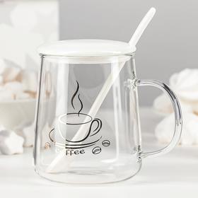 {{photo.Alt || photo.Description || 'Кружка «Кофе», 500 мл, с керамической крышкой и ложкой, рисунок МИКС'}}