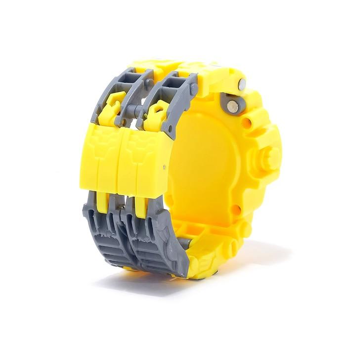Игрушка «Трансформер-часы»