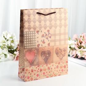 Package Kraft 24 x 33 x 8 cm