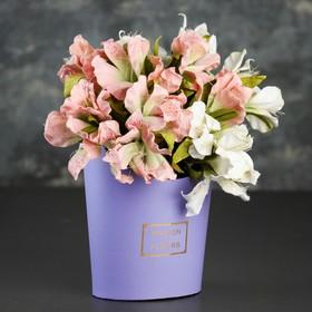 Переноска для цветов 19 х 16 х 8,5 см